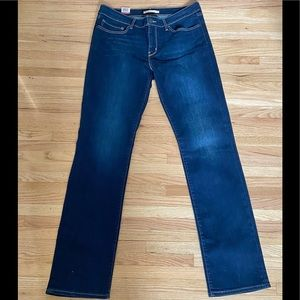Levi's 714 Straight Jeans NWT